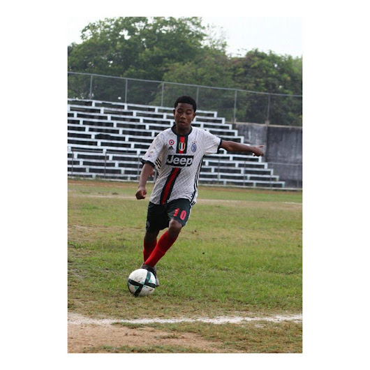 Belizean Footballer Selected for FC Barcelona's PreAcademy Team