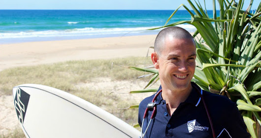 Profile: paramedic Greg Hobson returning to CQU to upskill with nursing