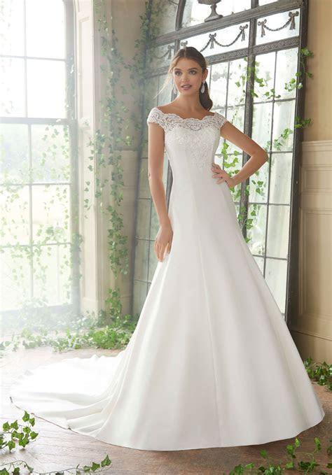 Morilee Phyllis Wedding Dress style number 5717   Catrinas