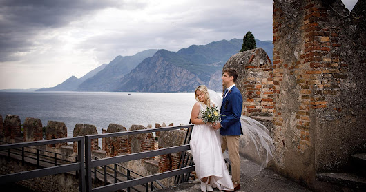 Malcesine Castle, a fantastic wedding with a view over Lake Garda