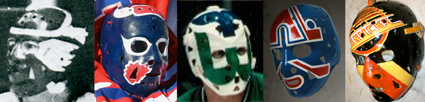 John Garrett masks