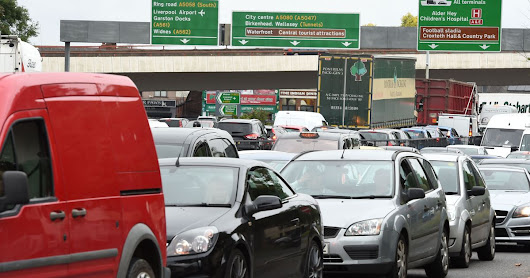 Drivers escape with minor injuries after M62 crash that caused hours of tailbacks