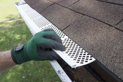 Want Extra Preservation of Your Rain Gutters? Gutter Protectors are Your Answer! | AppleBlossom Energy