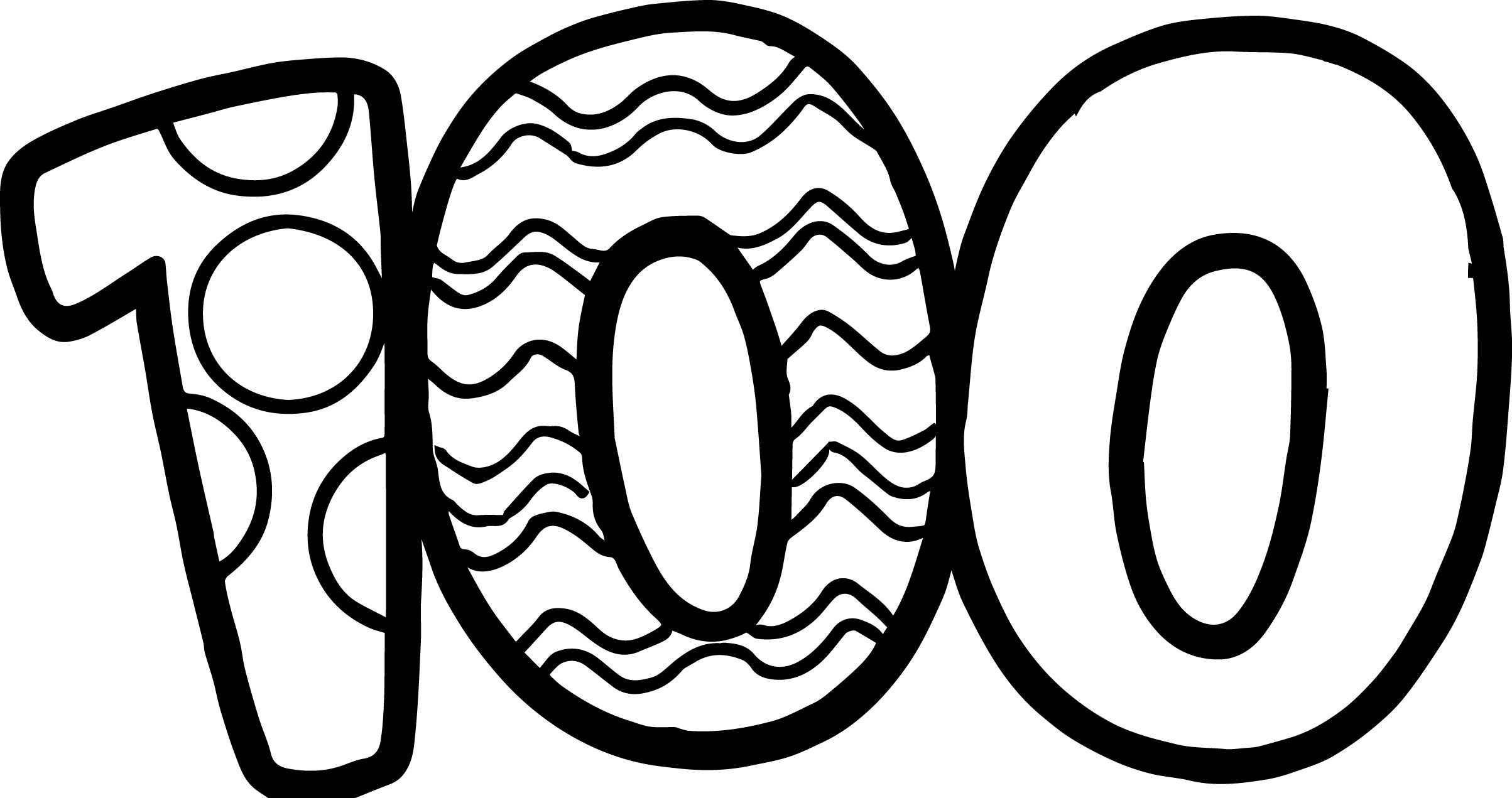 - 100 Days Of School Number Coloring Page Wecoloringpage.com