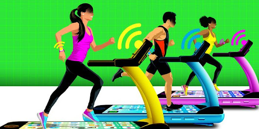 Your Gym's Tech Wants to Know You Better - WSJ