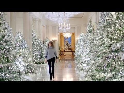 Malonia Trump Christmas Decoration