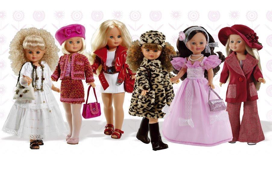 Fotos muñeca Nancy lanzamiento año 2000