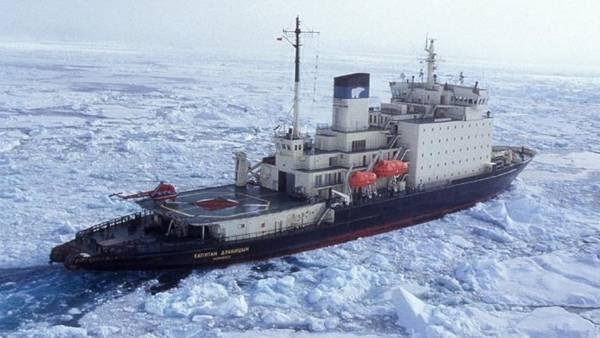 Resultado de imagen para alquiler de buques para la campaña antártica