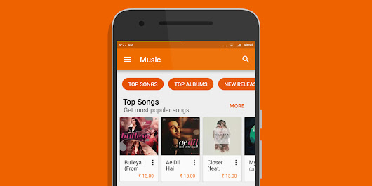 Google Play Music might let Android users adjust audio quality for Wi-Fi and offline playback