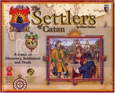 The Settlers of Catan 'Doulogos Edition'