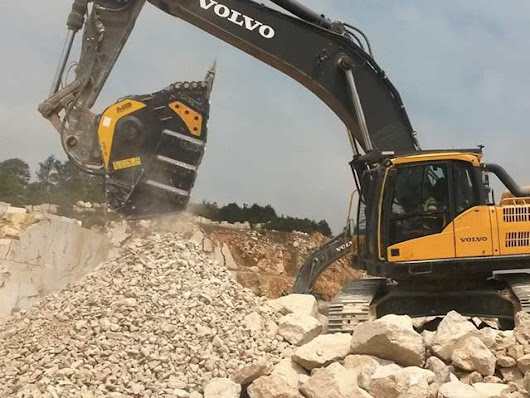 MB Crusher a Marmomac 2018