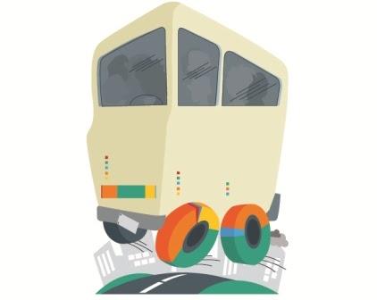 Bolivia: El 69% está insatisfecho con el transporte público