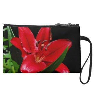 Beautiful Day Lily Wristlets