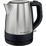 Hamilton Beach 1L Electric Kettle - Stainless 40978, Silver