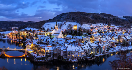 ~ Laufenburg winter dream ~