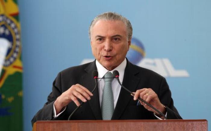 Temer: crença no país aumenta quando se prestigia o micro e o pequeno empresários Antonio Cruz/Agência Brasil