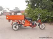 Грузовой трицикл Villi