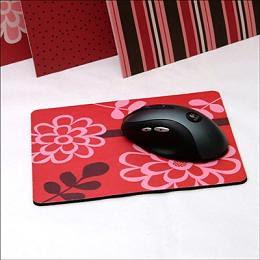 floral pad