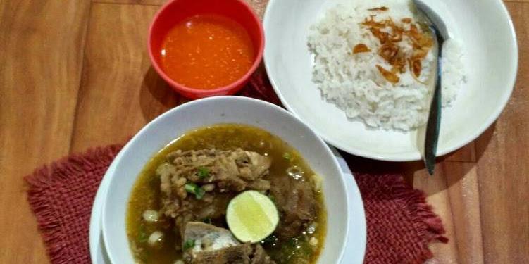 Resep Sup Konro Makassar Oleh Sumayyah_Mudzakkir