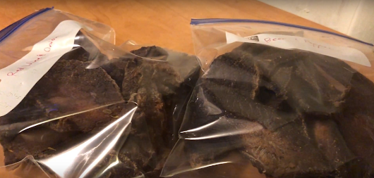 Road Trip Food DIY: Making Your Own Beef Jerky
