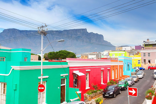 The most colourful neighbourhoods in the world