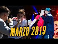 Las MEJORES RIMAS del MES de MARZO 2019   Batallas de Gallos (Freestyle Rap)