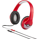 Pokemon Over-The-Ear Headphones Rogue One Cobrand Headphones , (Pi-M40PK.FXv6)