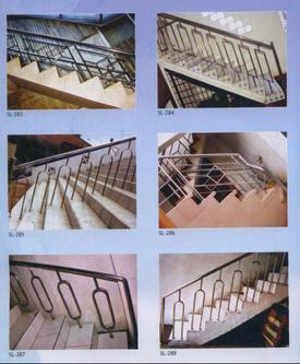 tangga stainless steel
