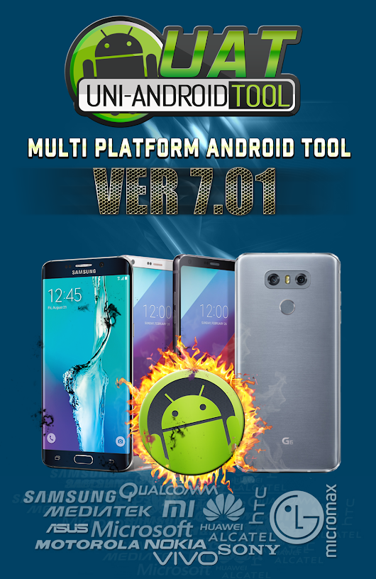 Uni-Android Tool Crack 7.01 Working 100%
