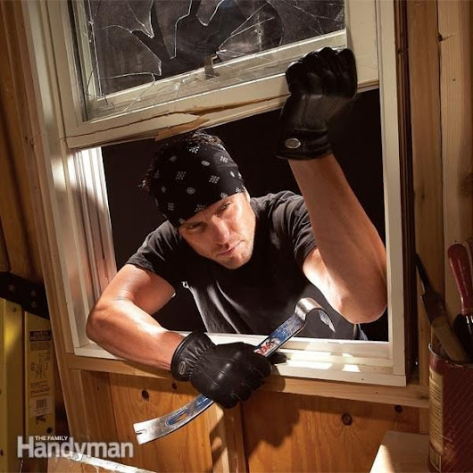 Home Theft Protection: Secure Your Garage | Family Handyman