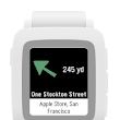 Where To? 9.0.1 – News for Pebble Users  | FutureTap