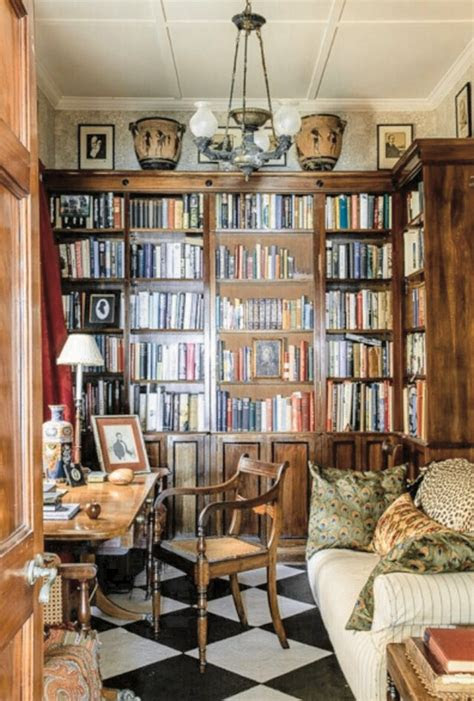 cozy home library interior ideas wonderful living