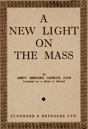 light of the new mass
