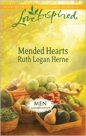 Mended Hearts by Ruth Logan Herne: Book Cover