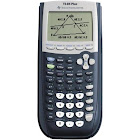 Texas Instruments TI-84 Plus Graphing Calculator - 10 Digits - Black