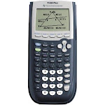 Texas Instruments TI-84 Plus Graphing Calculator - 10 Digits