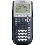 Texas Instruments TI-84 Plus Graphing Calculator - 10 Digits - Black