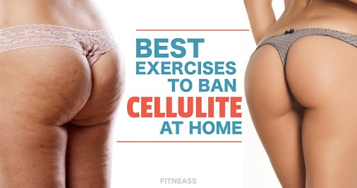5 Best Exercises To Get Rid Of Cellulite On Thighs, Legs, And Bum: https://www.fitneass.com/exercises...