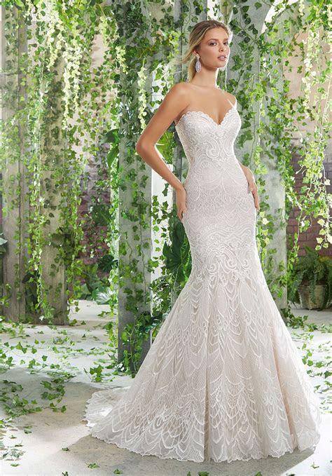 Maira Wedding Dress   Style 8110   Morilee