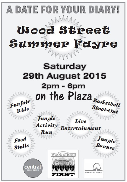 Saturday 29 August - it's Summer Fayre time!