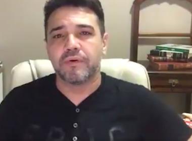 Em vídeo, Marco Feliciano critica cassação de Eduardo Cunha: 'Vingança política'