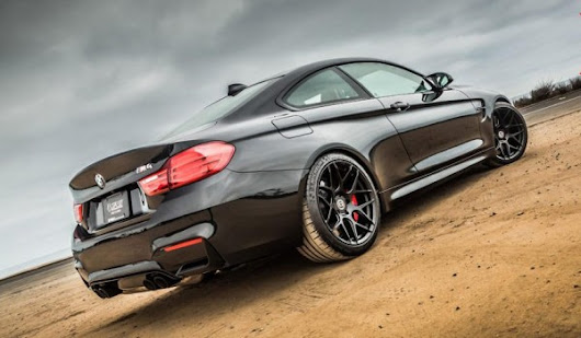 Second TAG Motorsport BMW M4 Gets HRE Wheels » Motorward