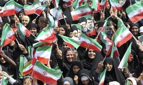 Iran Lihai Akali Sanksi AS