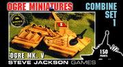 Combine Set 1 - Ogre Mk. V