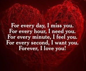 Forever I Love You Pictures Photos And Images For Facebook