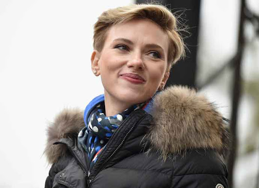 Scarlett Johansson Drops Out Of 'Rub & Tug' Film Following Transgender Controversy