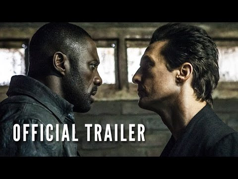 THE DARK TOWER - Official Trailer / A Torre Negra - Stephen King