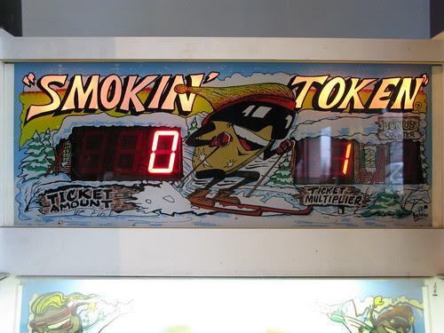 Alternate activity at Tiki golf