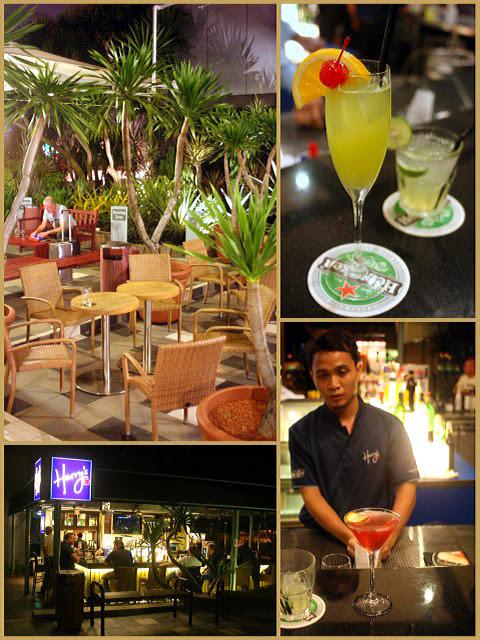 Harry's Bar at the Cactus Garden, Terminal 1