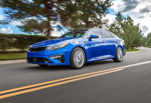 Sneak Peek 2019 KIA Optima by Auburn Hills MI | Glassman Auto Group